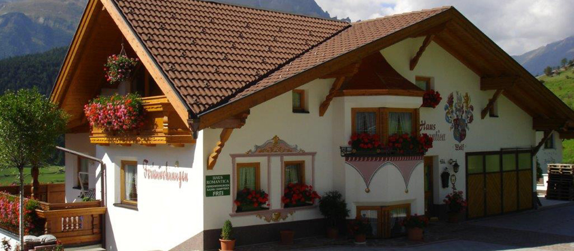 Unser Haus Romantica in Nauders